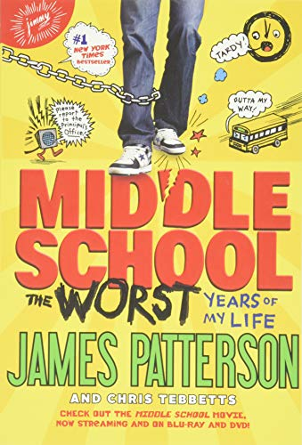 9780316101691: The Worst Years of My Life (Middle School)