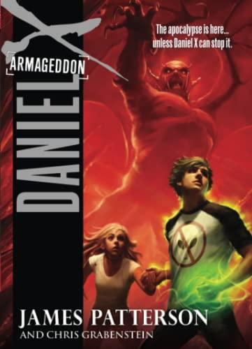 9780316101776: Daniel X: Armageddon