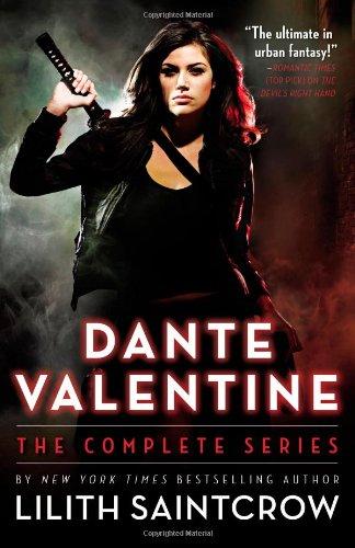 9780316101967: Dante Valentine: The Complete Series