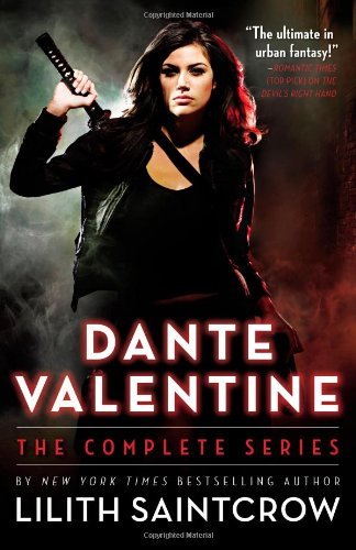 9780316101967: Dante Valentine: The Complete Series