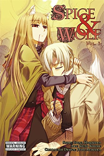 9780316102346: Spice and Wolf, Vol. 3 - manga