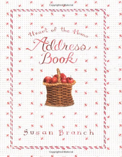 Heart of the Home Address Book: Branch, Susan