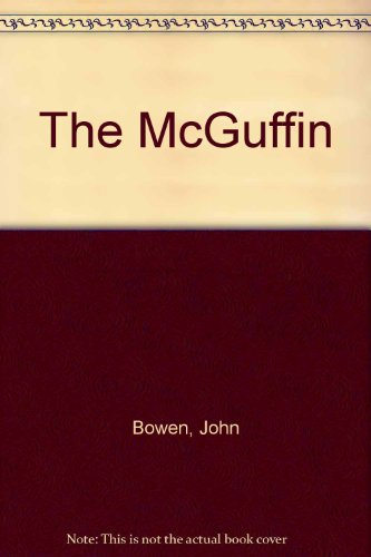 9780316103978: The McGuffin