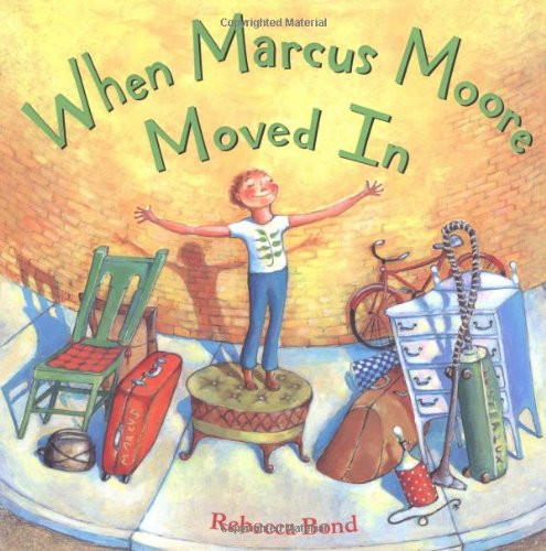 9780316104586: When Marcus Moore Moved In