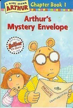 9780316104647: Arthur's Mystery Envelope