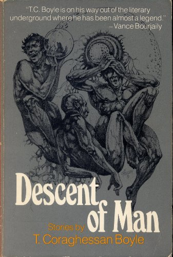9780316104692: Descent of Man. an Atlantic Monthly Press Book: Stories