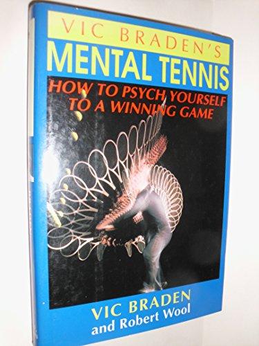 9780316105163: Vic Braden'S Mental Tennis