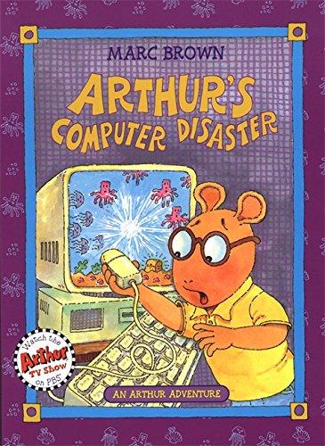9780316105347: Arthur's Computer Disaster: An Arthur Adventure (Arthur Adventure Series)