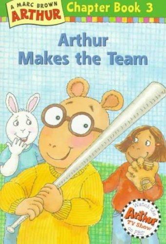 9780316105361: Arthur Makes the Team