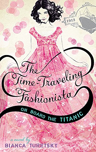 The Time-Traveling Fashionista On Board the Titanic 9780316105446 What if a beautiful vintage dress could take you back in time? Louise Lambert has always dreamed of movie starlets and exquisite gowns and longs for the day when she can fill the closet of her normal suburban home with stylish treasures. But when she receives a mysterious invitation to a vintage fashion sale in the mail, her once painfully average life is magically transformed into a time-travel adventure. Suddenly onboard a luxurious cruise ship a hundred years ago, Louise relishes the glamorous life of this opulent era and slips into a life of secrets, drama, and decadence. . . . Dreamy and imaginative, The Time-Traveling Fashionista features thirty full-color fashion illustrations to show gorgeous dresses and styles throughout history.