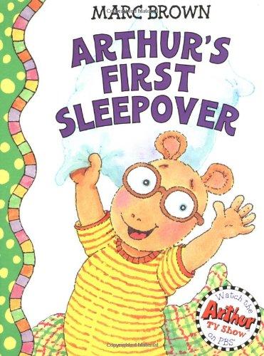 9780316105606: Arthur's First Sleepover: An Arthur Adventure (Arthur Adventures)