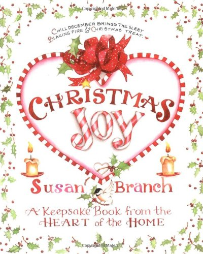 9780316106825: Christmas Joy: A Keepsake Book from the Heart of the Home