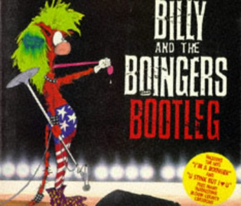 Billy and the Boingers Bootleg (Bloom County Book): Breathed, Berke