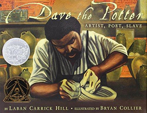 9780316107310: Dave the Potter: Artist, Poet, Slave