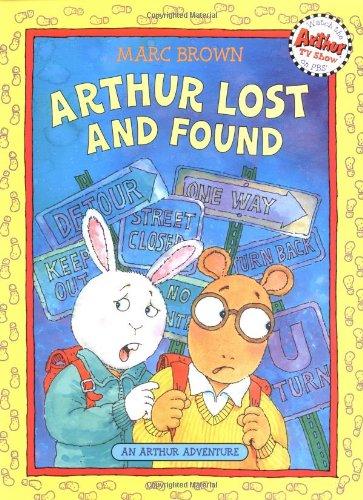 9780316108249: Arthur Lost and Found: An Arthur Adventure (Arthur Adventure Series)