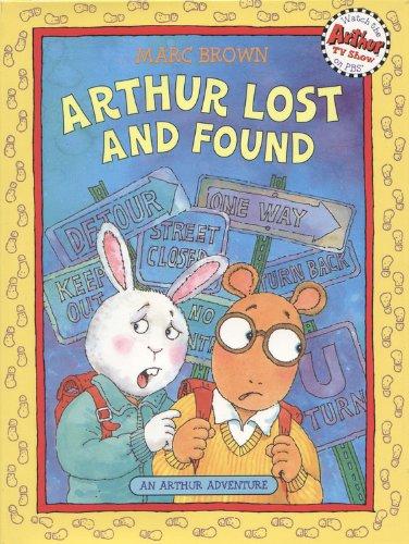 9780316109123: Arthur Lost and Found (Arthur Adventure Series)