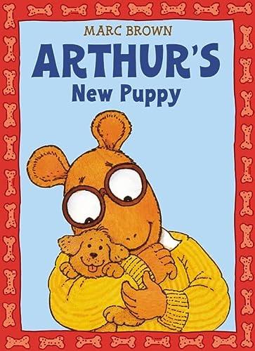 9780316109215: Arthur's New Puppy (Arthur Adventures)