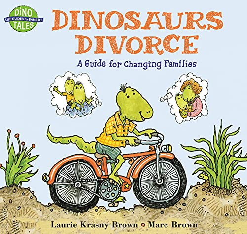 9780316109963: Dinosaurs Divorce (Dino Life Guides)