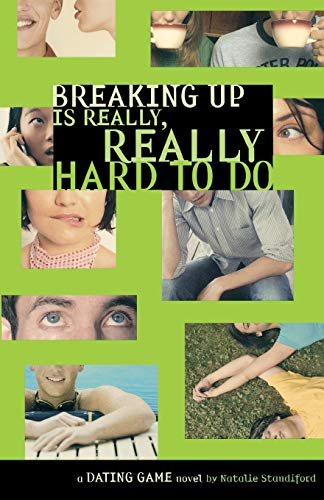 9780316110419: Dating Game #2: Breaking Up Is Really, Really Hard to Do (Dating Game (Paperback)) (No. 2)