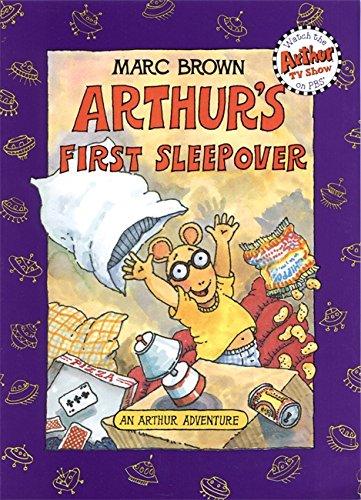 9780316110495: Arthur's First Sleepover: An Arthur Adventure