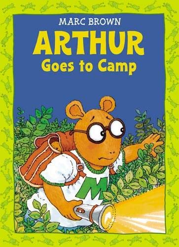 9780316110587: Arthur Goes to Camp -(Arthur Adventure Series)