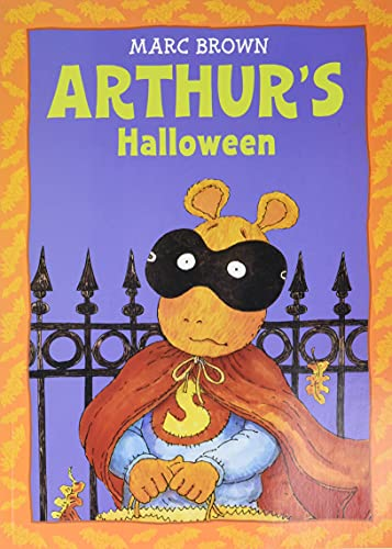 9780316110594: Arthur's Halloween: An Arthur Adventure