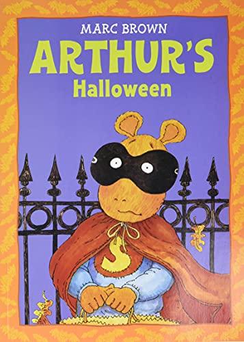 9780316110594: Arthur's Halloween (Arthur Adventure Series)