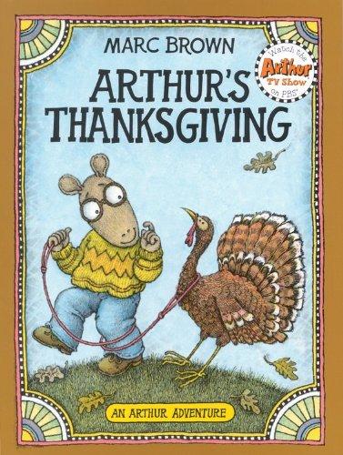 9780316110600: Arthur's Thanksgiving (Arthur Adventures)
