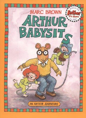 9780316111034: Arthur Babysits: An Arthur Adventure (Arthur Adventures)