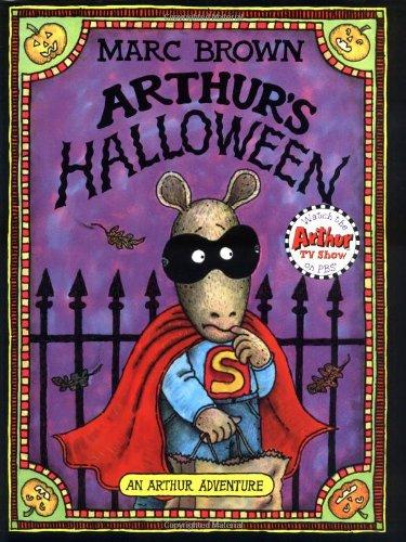 9780316111164: Arthurs Halloween (Arthur Adventure Series)