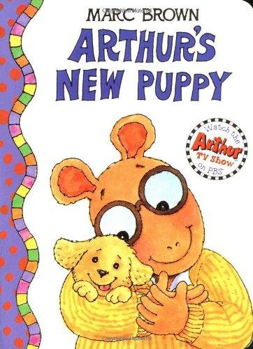 9780316111331: Arthur's New Puppy: An Arthur Adventure (Arthur Adventures)