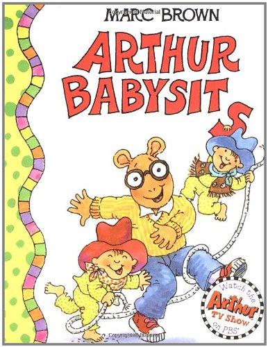 9780316111348: Arthur Babysits