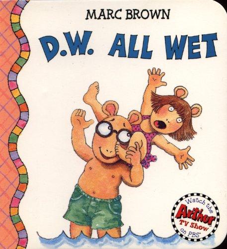 9780316111720: D.W. All Wet (D. W. Series)