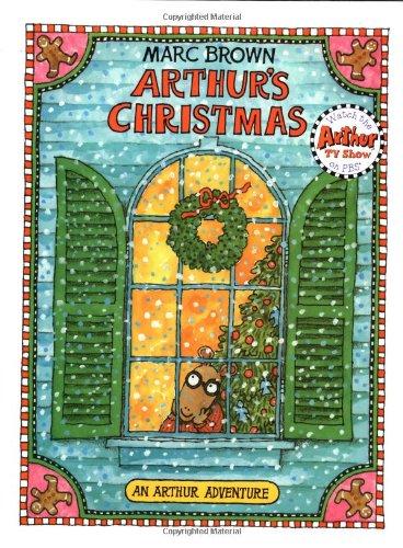 9780316111805: Arthur's Christmas: An Arthur Adventure (Arthur Adventures)