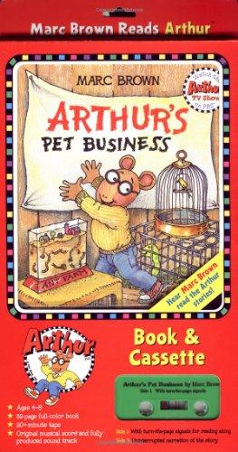 9780316111829: Arthur's Pet Business [With *] (Arthur Adventures)