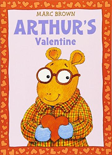 Arthur's Valentine (Arthur Adventures): Brown, Marc
