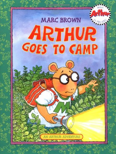 9780316112185: Arthur Goes to Camp (Arthur Adventures)