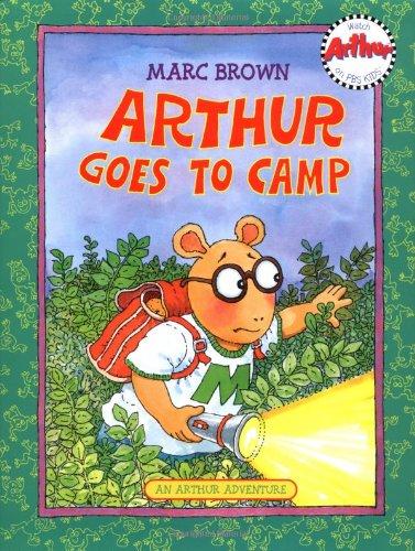 9780316112185: Arthur Goes to Camp (Arthur Adventures)