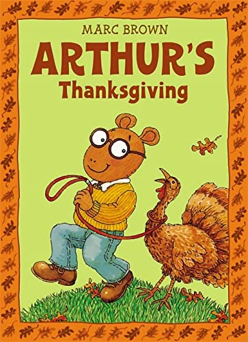 9780316112321: Arthur's Thanksgiving