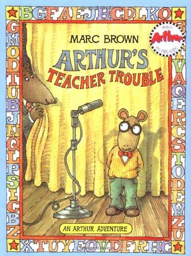 9780316112444: Arthur's Teacher Trouble (Arthur Adventures)