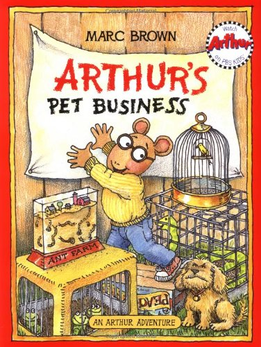9780316112628: Arthur's Pet Business (Arthur Adventure Series)