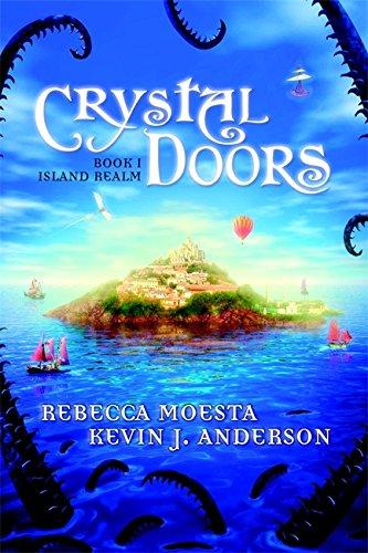 Island Realm (Crystal Doors, No.1): Rebecca Moesta, Kevin