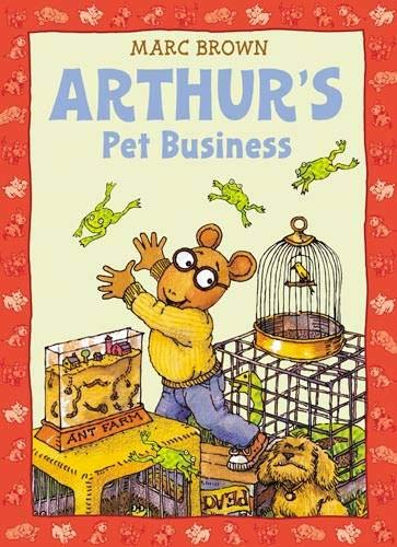 9780316113168: Arthur's Pet Business (Arthur Adventures (Paperback))