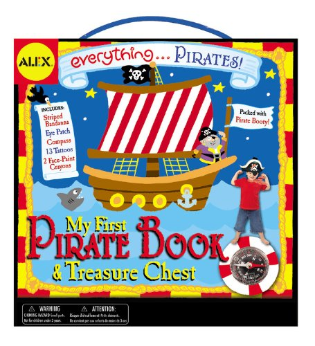 9780316113465: Everything... Pirates!: My First Pirate Book & Treasure Chest