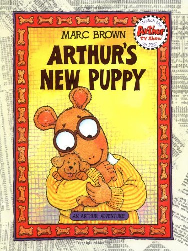 9780316113557: Arthur's New Puppy (Arthur Adventure Series)