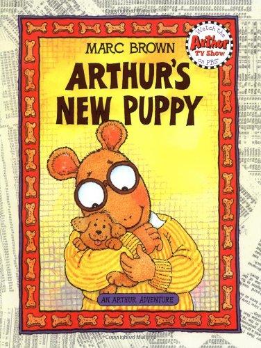 9780316113557: Arthur's New Puppy: An Arthur Adventure (Arthur Adventures)