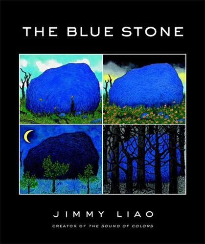 9780316113830: The Blue Stone
