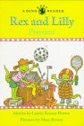 Rex and Lilly Playtime: A Dino Easy Reader: Brown, Laurene Krasny