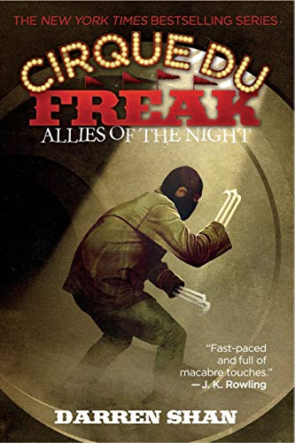 9780316114370: Cirque Du Freak #8: Allies of the Night: Book 8 in the Saga of Darren Shan