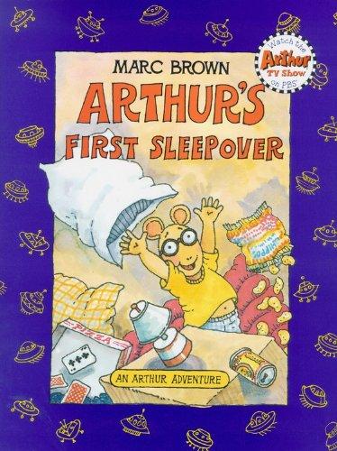 9780316114455: Arthur's First Sleepover: An Arthur Adventure (Arthur Adventure Series)